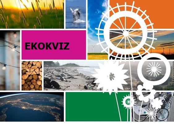 EKOKVIZ ZA OSNOVNE ŠOLE 2017/2018