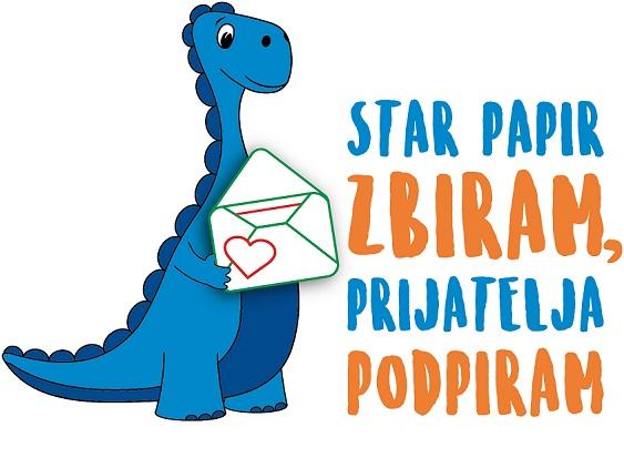 STAR PAPIR ZBIRAM, PRIJATELJA PODPIRAM 2017/2018