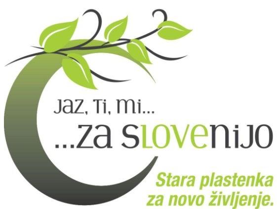 JAZ, TI, MI ZA SLOVENIJO 2017/2018