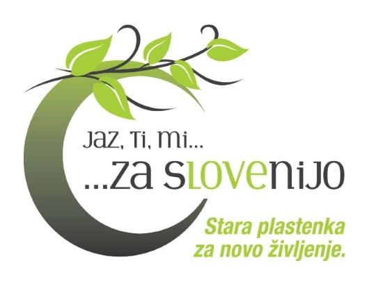 Jaz, ti, mi za Slovenijo – Stara plastenka za novo življenje