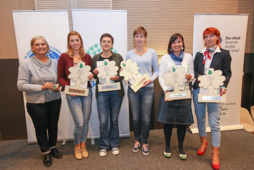 Nagrajenci LEAF 2017