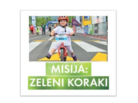 Misija: Zeleni koraki