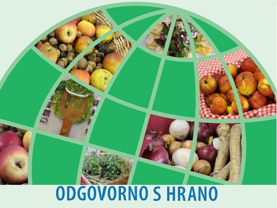 ODGOVORNO S HRANO – WE EAT RESPONSIBLY!