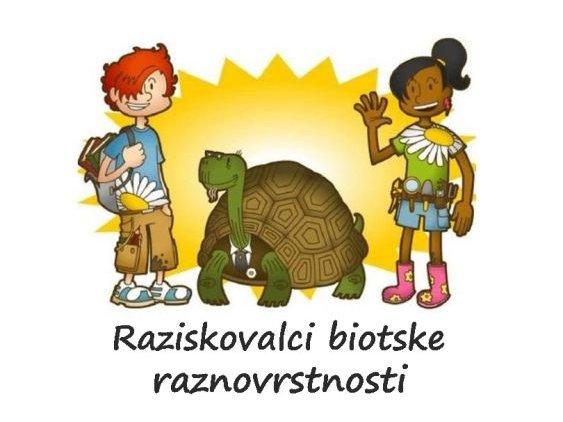 Raziskovalci biotske raznovrstnosti