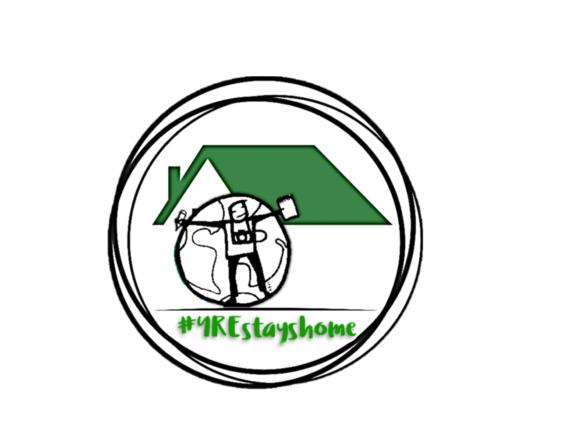 YREstayshome logo